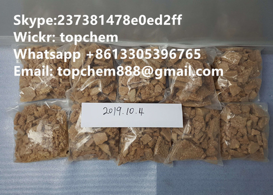 Chiny Eutylone Crystal Research Chemical Crystal Brown Tan Eutylone Beijing Cas 802855-66-9 fabryka