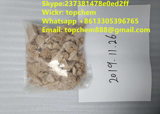 Chiny Kup Brown Tan Eutylone China Crystal Research Chemical Crystal Eutylone Beijing Cas 802855-66-9 fabryka
